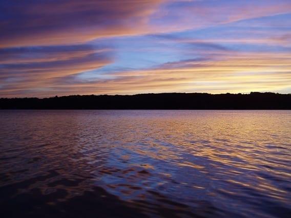 Lake review big cedar lake wi my fishing partner for Lake wisconsin fishing