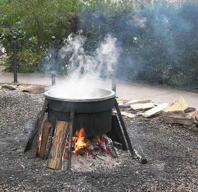 Door county fish boil recipe my fishing partner for Wisconsin fish boil