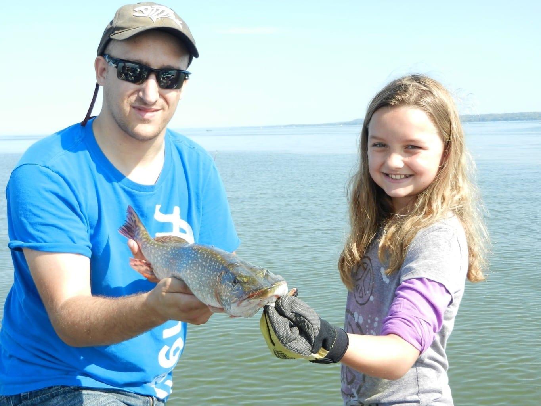 DSCN1017 - My Fishing Partner