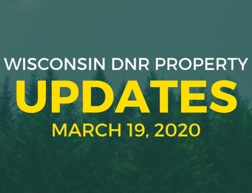 DNR update 3.19.20